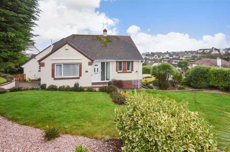4 Bedrooms Detached Bungalow for sale in Winsu Avenue, Preston, Paignton
