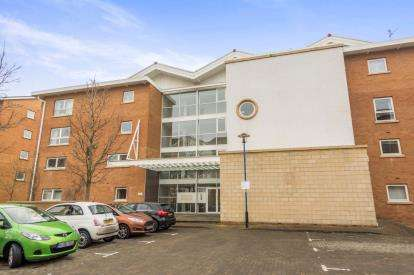 2 Bedrooms Flat for sale in Milan House, Judkin Court, Century Wharf, Cardiff Bay