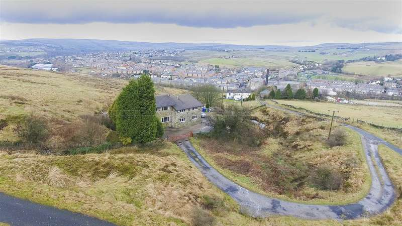 9 Bedrooms Farm House Character Property for sale in Stubbylee Moss Barn, Deansgreave Road, Bacup