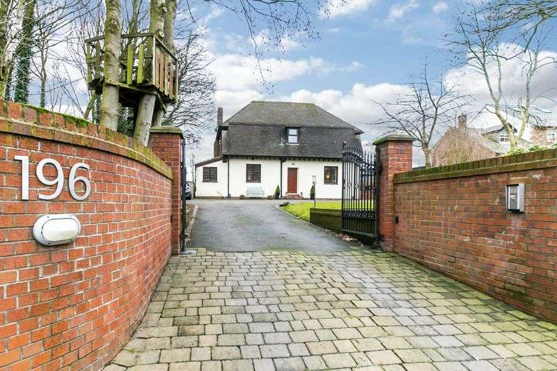 3 Bedrooms Detached House for sale in Pemberton Road, Winstanley, WN3 6DD