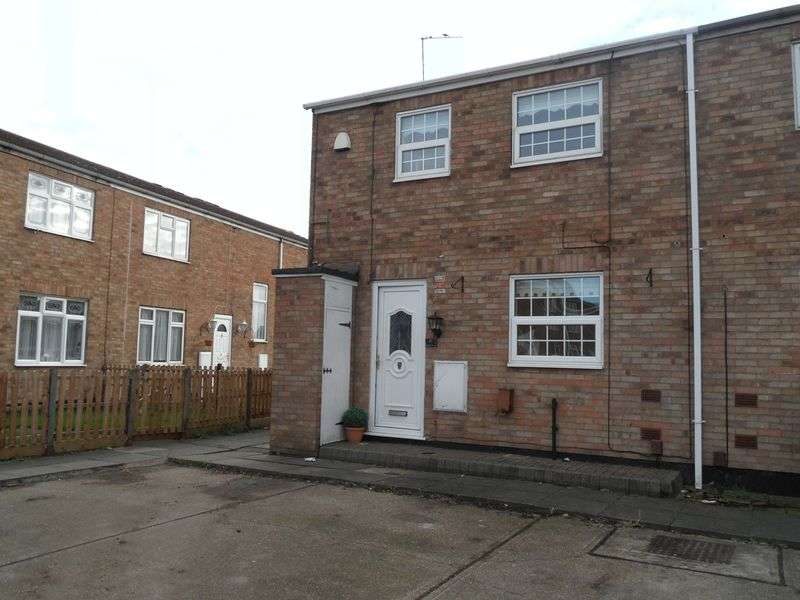 2 Bedrooms Terraced House for sale in Pageant Close Tilbury