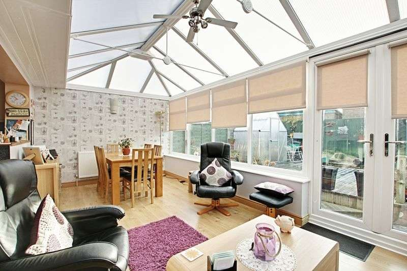 2 Bedrooms Semi Detached Bungalow for sale in Station Road, Keyingham