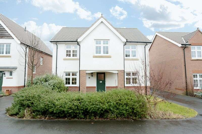 4 Bedrooms Detached House for sale in Leigh Woods Lane, Devizes