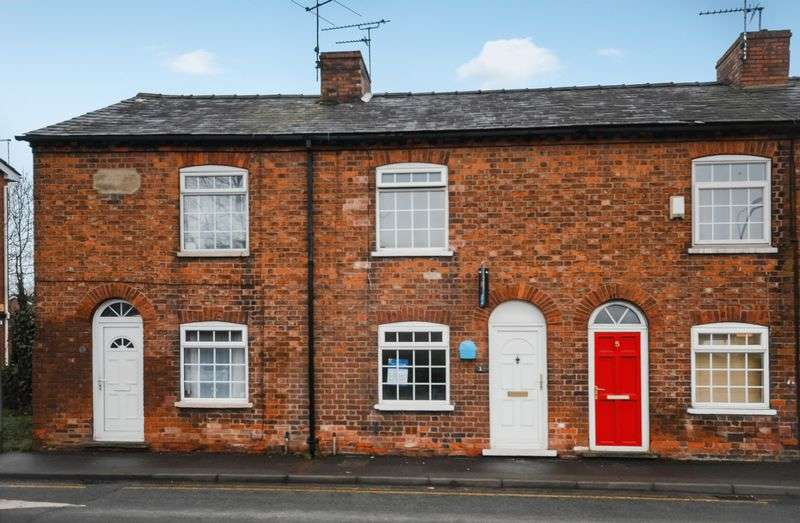 2 Bedrooms Terraced House for sale in 3 Pratchitts Row, Nantwich, CW5 5SB