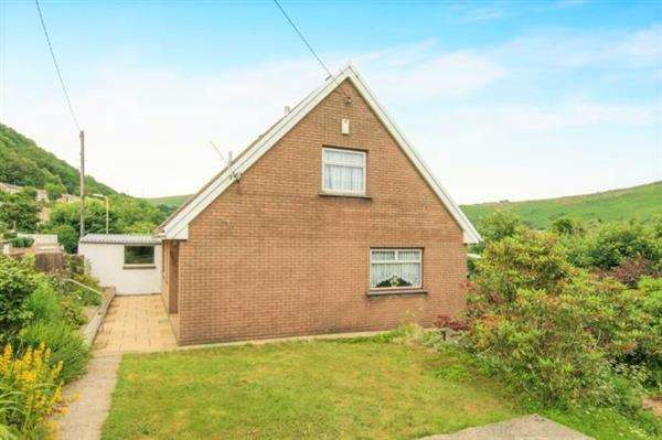 3 Bedrooms Bungalow for sale in Ty Llwyfen, Llwynpia Road, Tonypandy