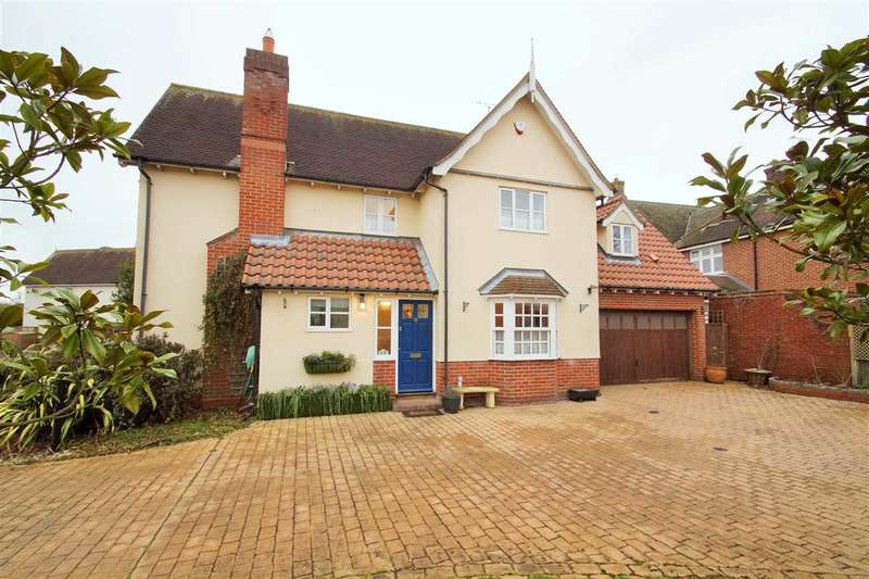 4 Bedrooms Detached House for sale in Brook Meadows, Maldon Road, Tiptree, Colchester