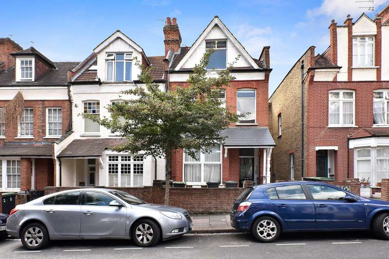 1 Bedroom Flat for sale in Nelson Road, Crouch End, London, N8