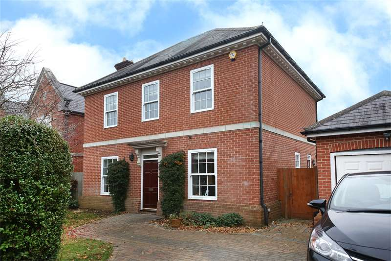 4 Bedrooms Detached House for sale in Stoney Croft, Netherne On The Hill