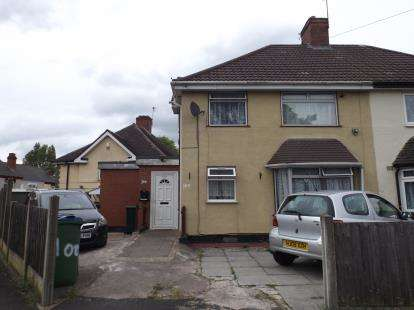 3 Bedrooms Semi Detached House for sale in Church Road, Smethwick, West Midlands
