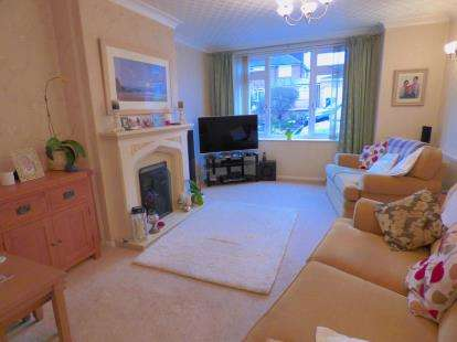3 Bedrooms Semi Detached House for sale in Beaufort Avenue, Leamington Spa, Warwickshire, England