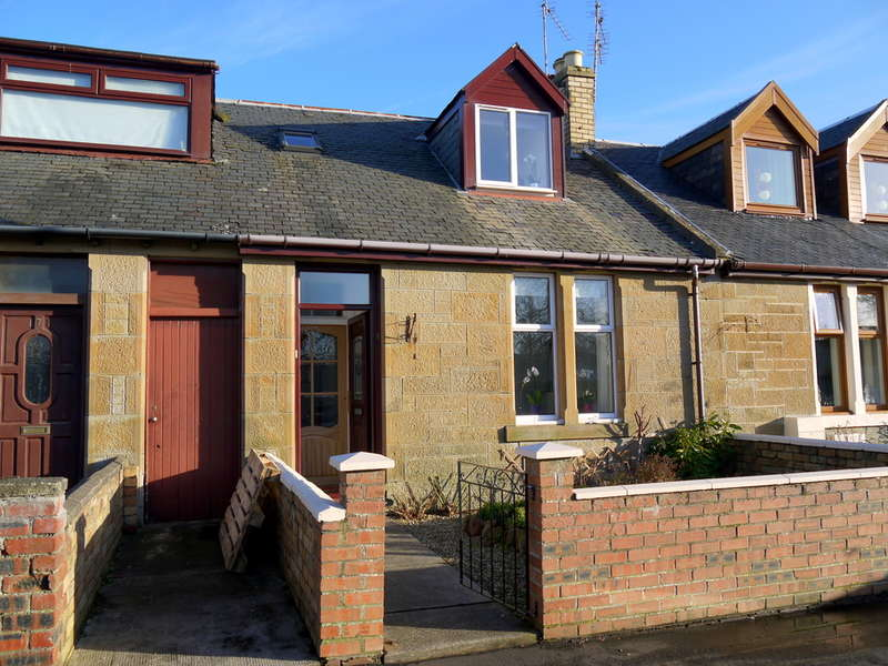 3 Bedrooms Terraced House for sale in Burnside Road, MONKTON, Prestwick, KA9