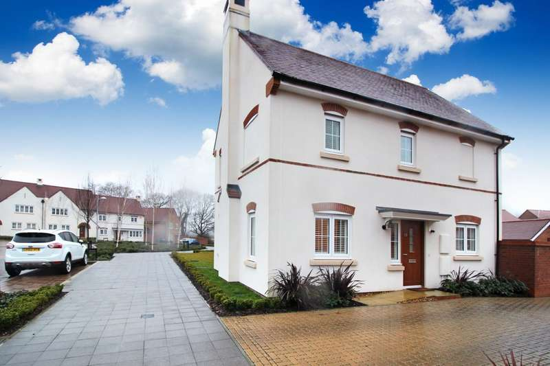 3 Bedrooms Detached House for sale in Calvert Link, Kilnwood Vale