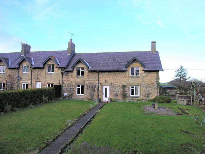 3 Bedrooms Semi Detached House for sale in The Village, Acklington