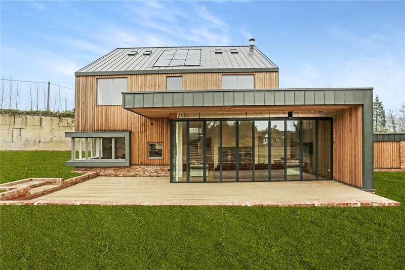 6 Bedrooms Detached House for sale in The Walled Garden, Trulls Hatch, Rotherfield, East Sussex, TN6