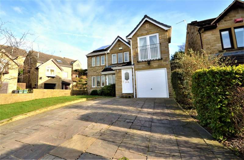 4 Bedrooms Detached House for sale in Park Avenue, Shelley