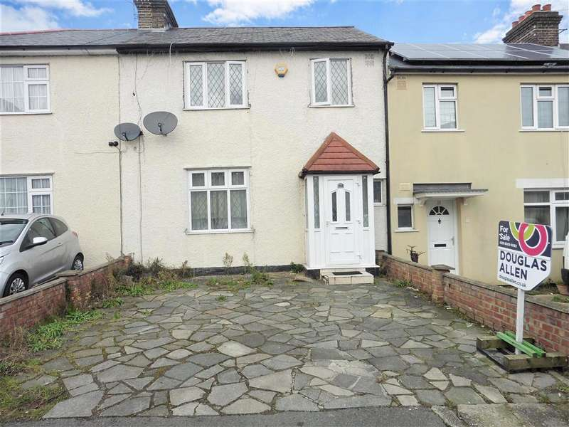 3 Bedrooms Terraced House for sale in Fairview Close, Walthamstow, London