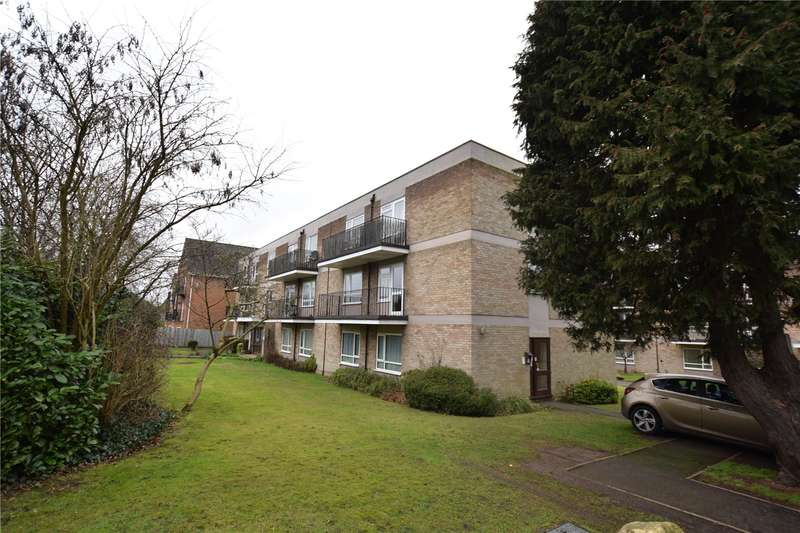 2 Bedrooms Apartment Flat for sale in Lansdowne Court, 3 Upper Park Road, Camberley, Surrey, GU15
