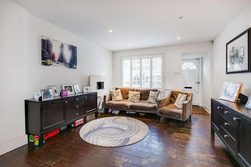 3 Bedrooms Terraced House for sale in Little Chelsea, Barnes