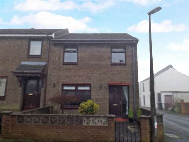 2 Bedrooms Semi Detached House for sale in Well Chare, Coundon, Bishop Auckland, Durham