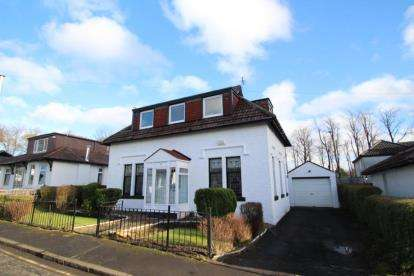 4 Bedrooms Bungalow for sale in Fourth Gardens, Glasgow