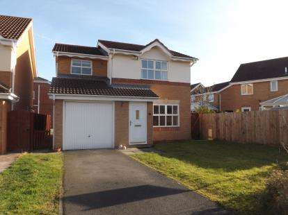 3 Bedrooms Detached House for sale in Chaldron Way, Eaglescliffe, Stockton-On-Tees