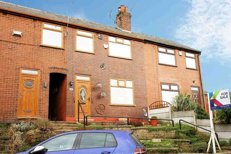 3 Bedrooms Town House for sale in 17 Norwood Crescent, Royton