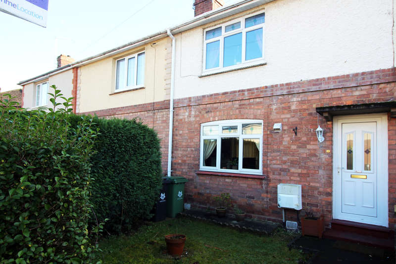 2 Bedrooms Terraced House for sale in Whitmore Road, Worcester, WR2