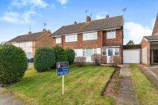 3 Bedrooms Semi Detached House for sale in Staleys Road, Borough Green, Sevenoaks, .Kent