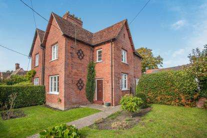 3 Bedrooms Semi Detached House for sale in Foxearth, Sudbury, Essex