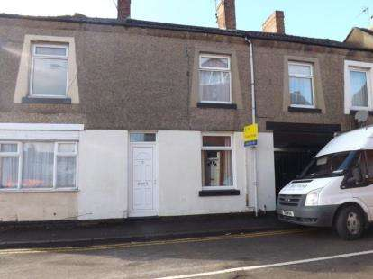 2 Bedrooms Terraced House for sale in Breach Road, Coalville