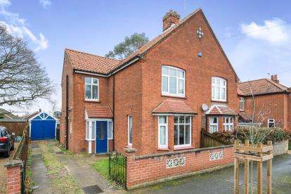 3 Bedrooms Semi Detached House for sale in Norwich, Norfolk