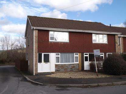 2 Bedrooms End Of Terrace House for sale in Tavistock, Devon
