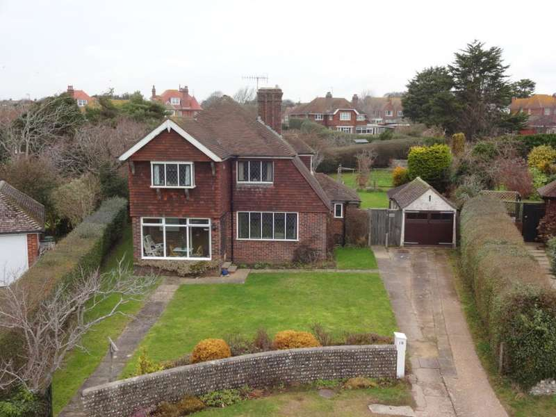 3 Bedrooms House for sale in Green Walk, Seaford, BN25 4LY