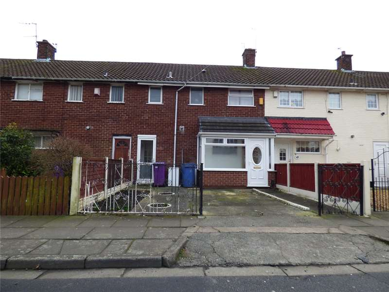3 Bedrooms Terraced House for sale in Rockwell Road, Liverpool, Merseyside, L12