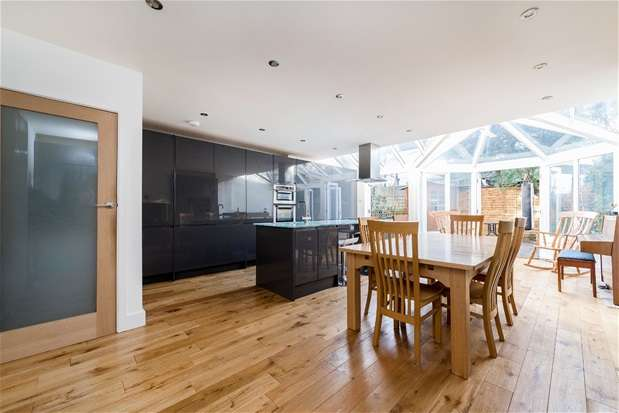 4 Bedrooms Terraced House for sale in Lavengro Road, London