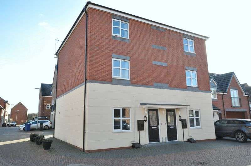 2 Bedrooms Flat for sale in Jeque Place, Horninglow