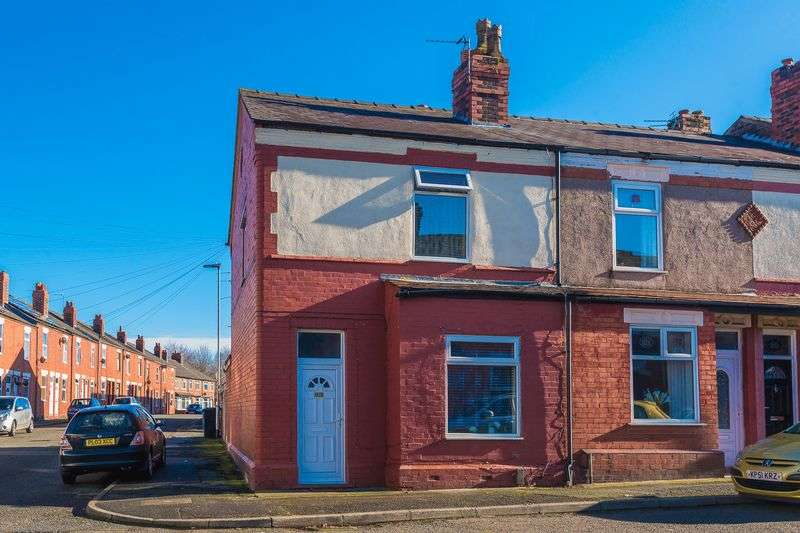 3 Bedrooms Terraced House for sale in Grafton Street, Warrington