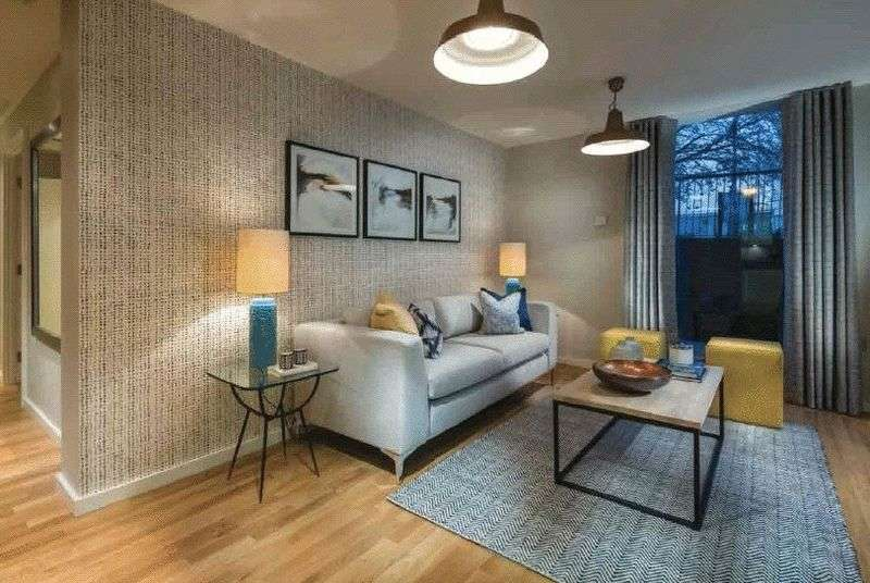 2 Bedrooms Flat for sale in Central Park, Greenwich, SE10