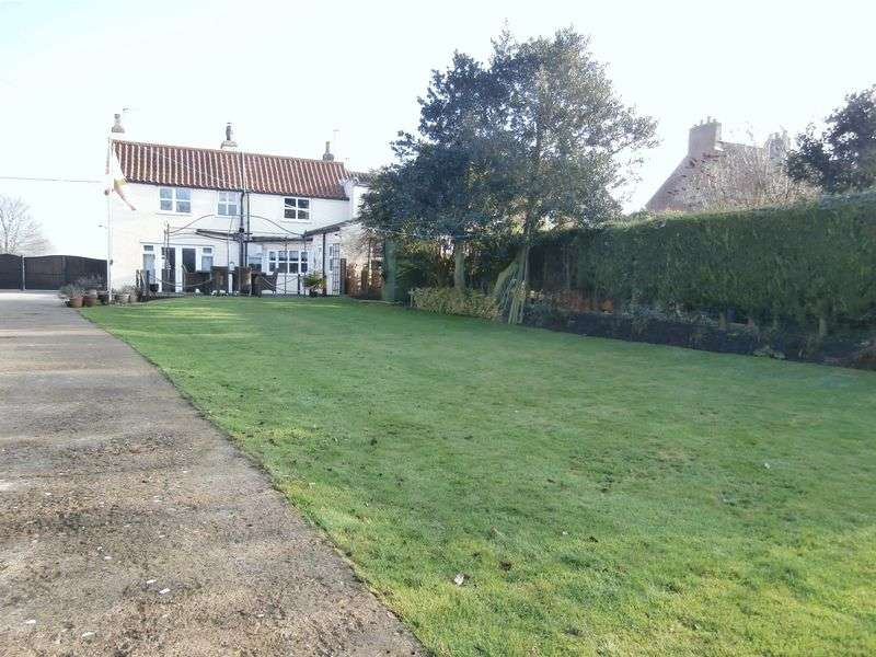 4 Bedrooms Cottage House for sale in The Old Post Office & The Guard House, Chimney Field Road, Halsham