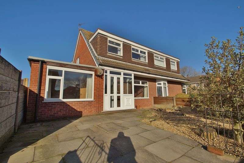 3 Bedrooms Semi Detached House for sale in Salcombe Drive, Marshside