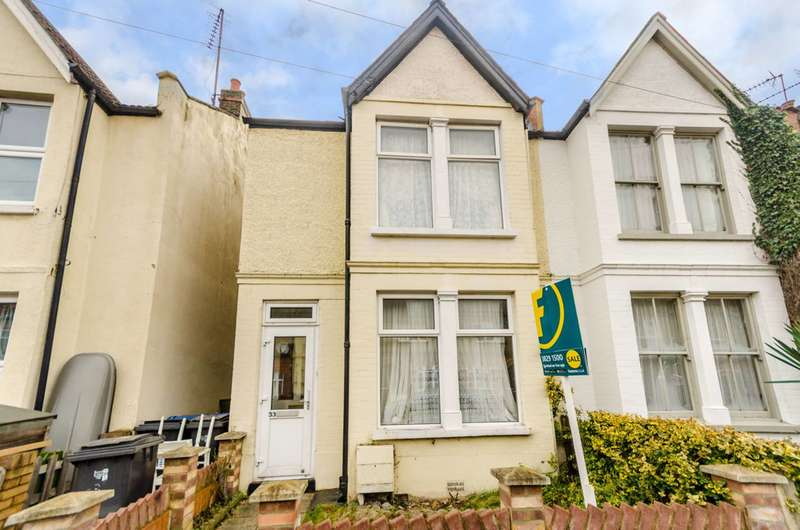 3 Bedrooms End Of Terrace House for sale in Beresford Road, New Malden, KT3