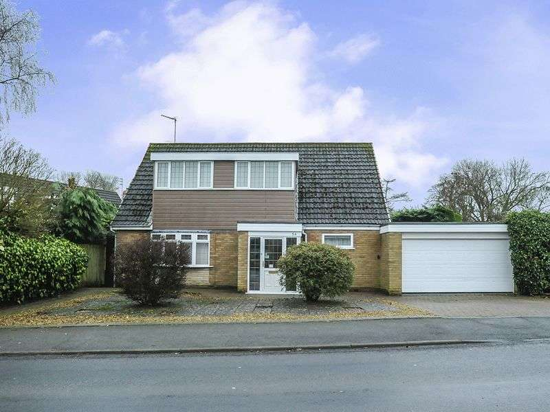 4 Bedrooms Detached House for sale in Love Lane, Oldswinford, Stourbridge