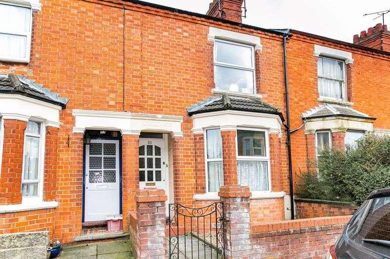 3 Bedrooms Terraced House for sale in Peel Road, Wolverton, Milton Keynes
