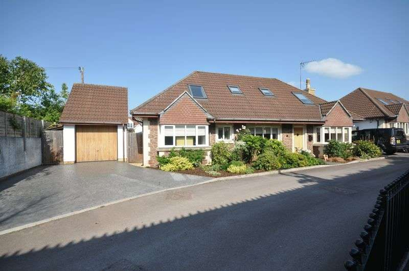 4 Bedrooms Detached House for sale in Oakdale Walk Downend
