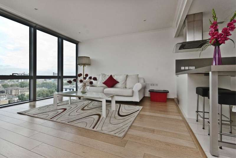 1 Bedroom Apartment Flat for sale in West India Quay, 26 Hertsmere Road, E14