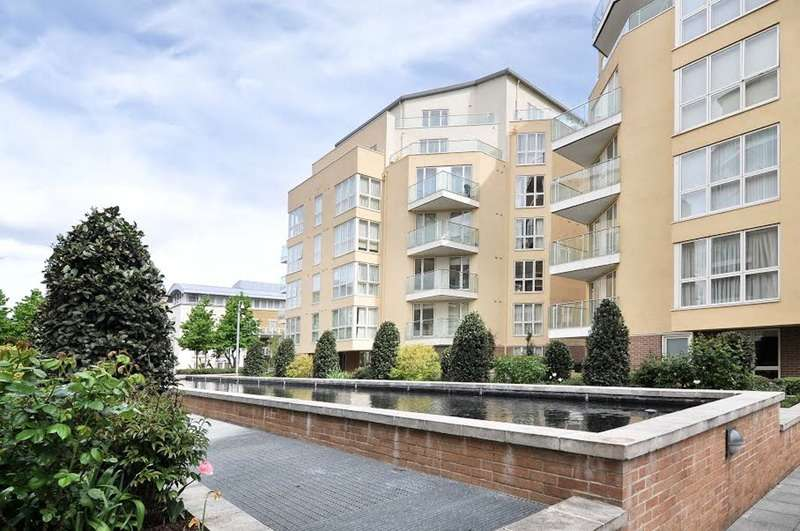 5 Bedrooms Flat for sale in Water Gardens Square, London, London, SE16