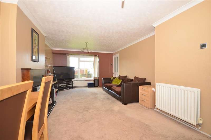 3 Bedrooms Terraced House for sale in Spinney North, Pulborough, West Sussex