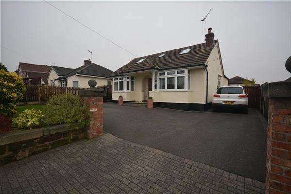 4 Bedrooms Bungalow for sale in Mill Lane, Greasby
