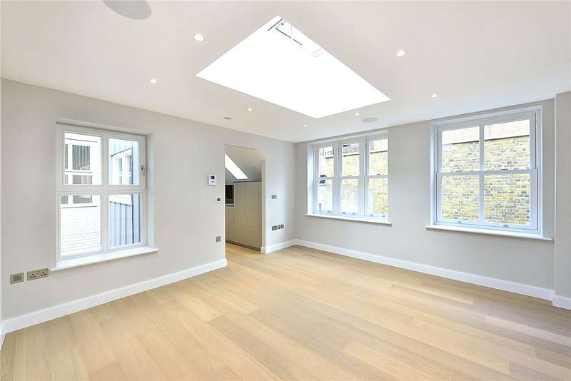 2 Bedrooms Flat for sale in Fleet Street, London, EC4Y