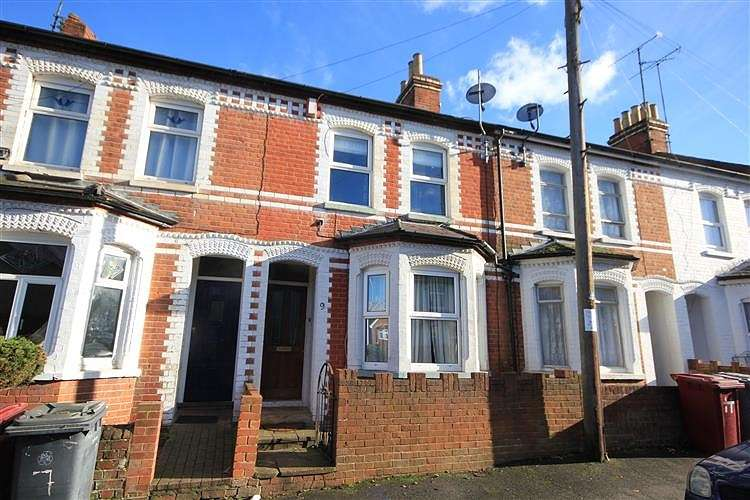 3 Bedrooms Terraced House for sale in Clifton Street, Reading, RG1